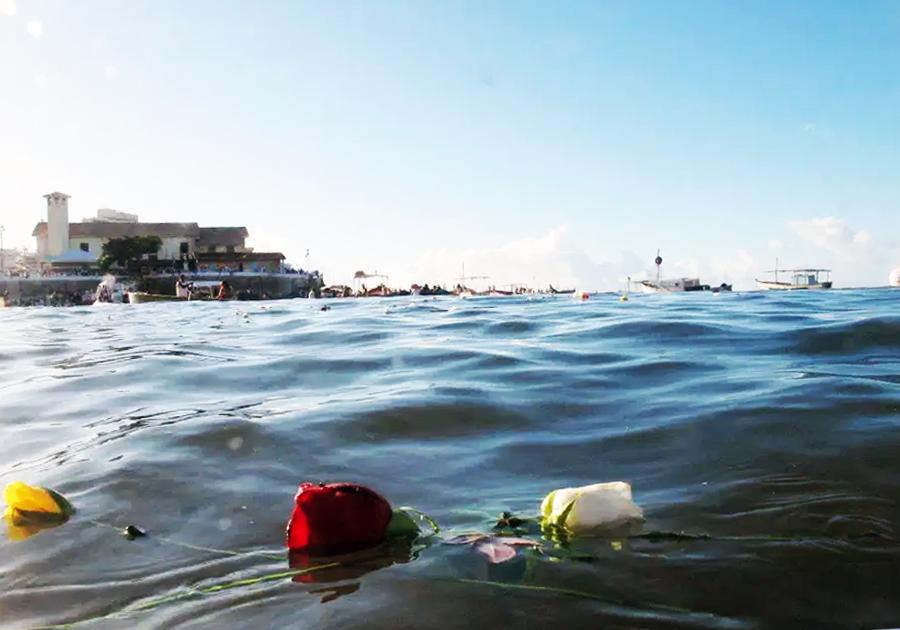 Mitologia da Rainha: Iemanjá afoga seus amantes no mar