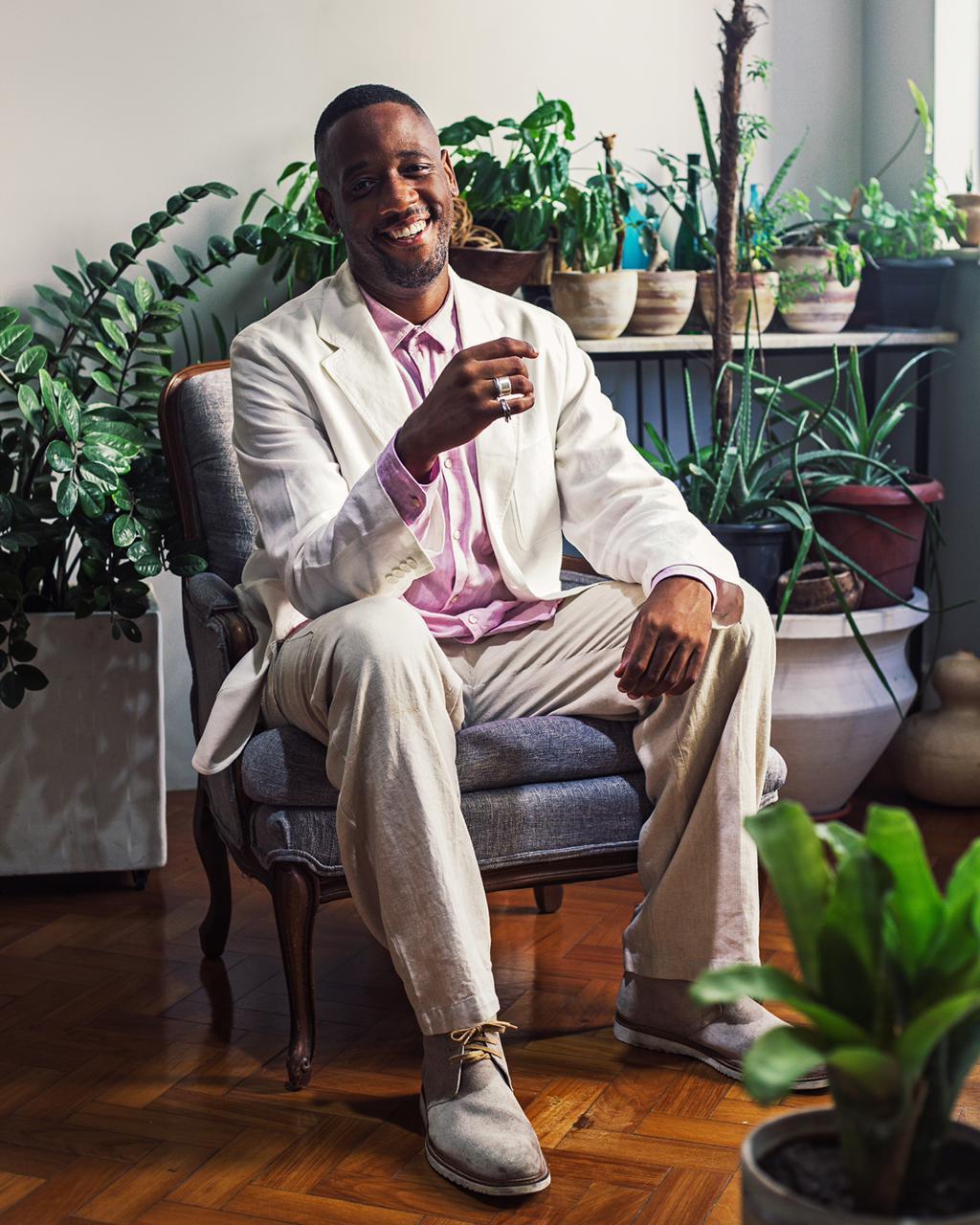 Conheça Matheus Almeida, chef baiano discípulo de Dadá que vai sorrir e brilhar na Globo