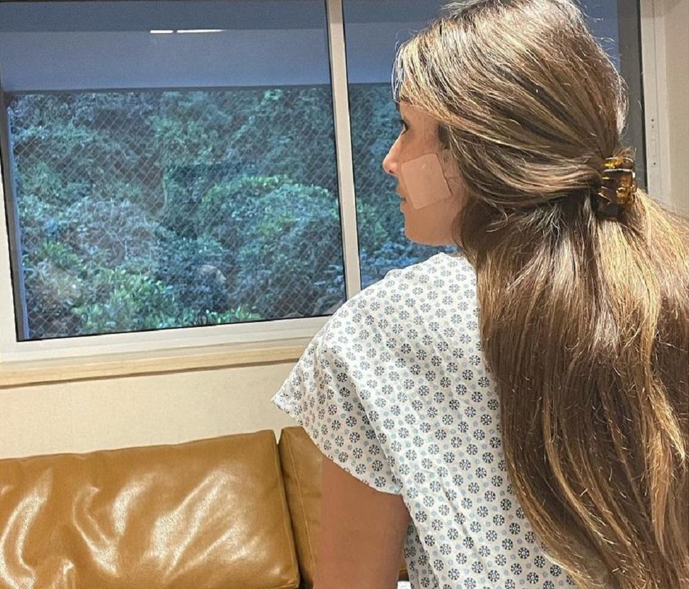 Patrícia Poeta reaprende a comer após cirurgia e cita 'pesadelo' e 'rosto  desfigurado'