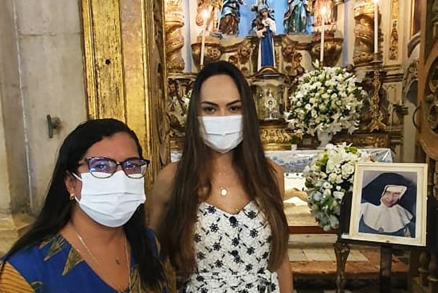Futuras primeira-dama e vice-prefeita de Salvador pedem proteção diante de novos desafios