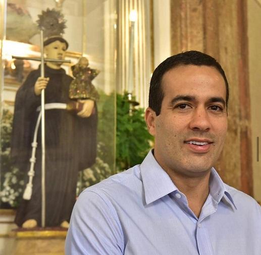 Convenção do DEM para oficializar Bruno Reis acontece no dia 14 com transmissão a partir de um hotel