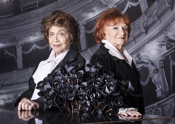 c7ad92d138992 Nathália Timberg e Clara Sverner em homenagem a Chopin