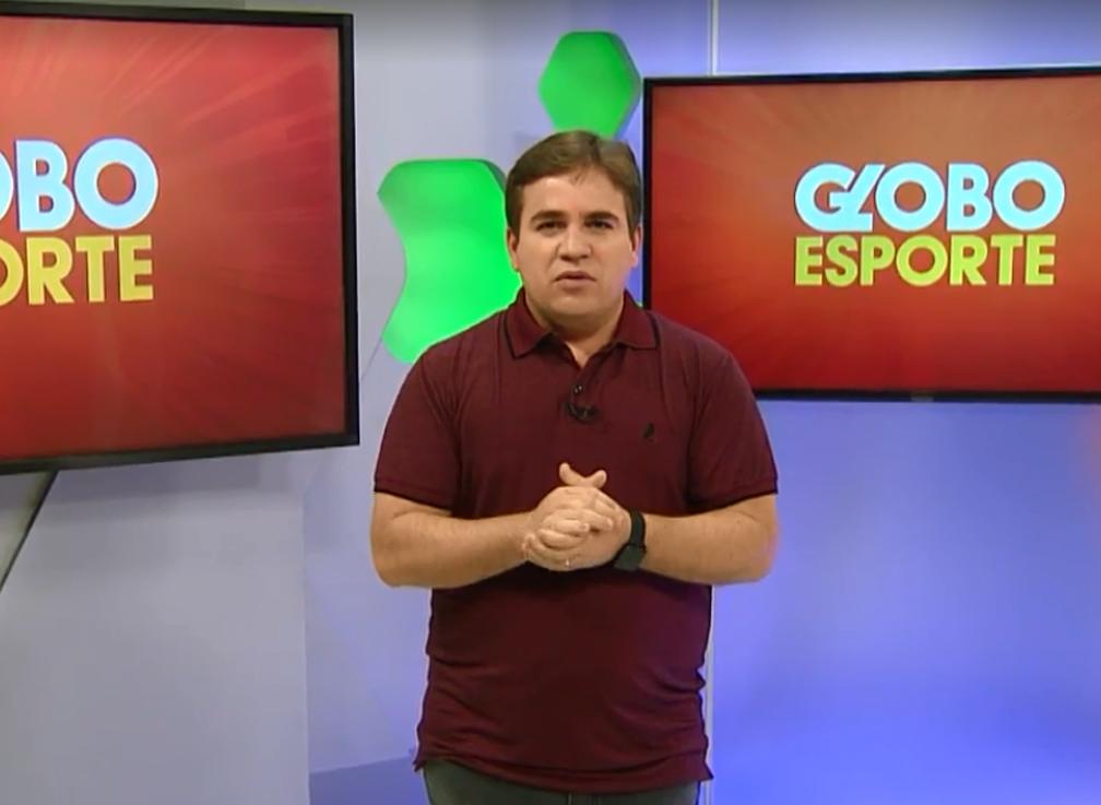 Apresentador da TV Bahia, Danilo Ribeiro é internado com Covid-19