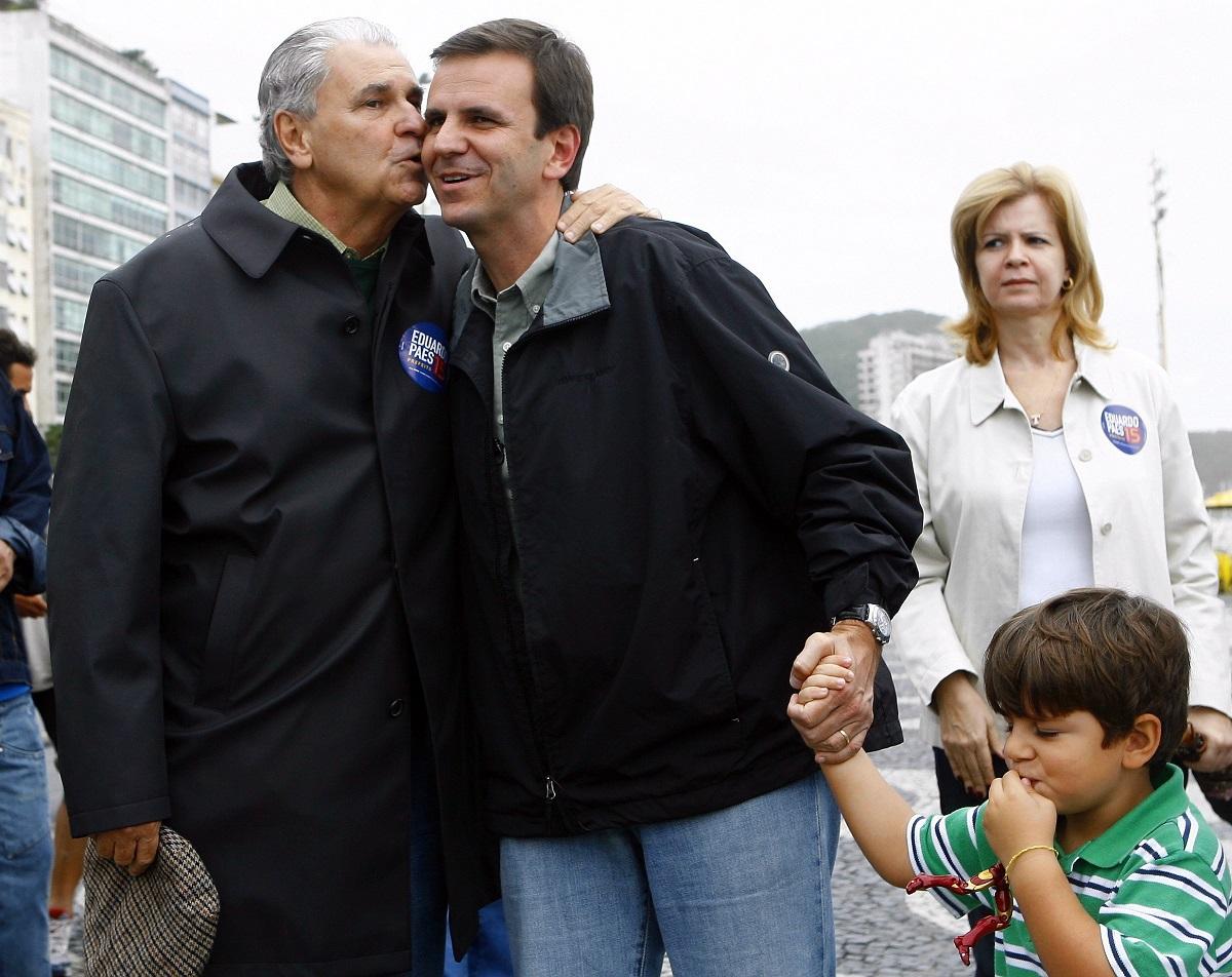 Advogado baiano Valmar Souza Paes, pai do prefeito do Rio Eduardo Paes, morre vítima da Covid-19