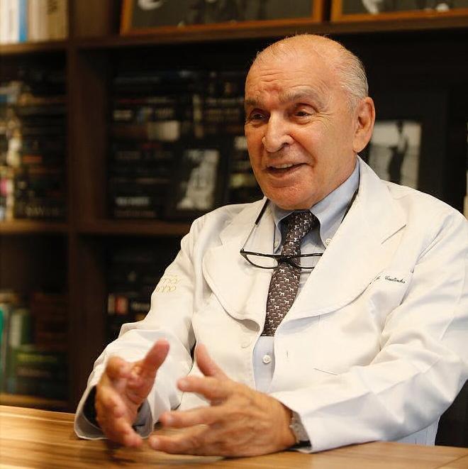Luto! Morre, aos 90 anos, o médico Elsimar Coutinho