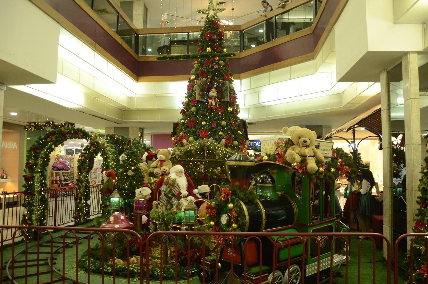 0cdc2f35ef3 Estação Noel chega ao Shopping Itaigara