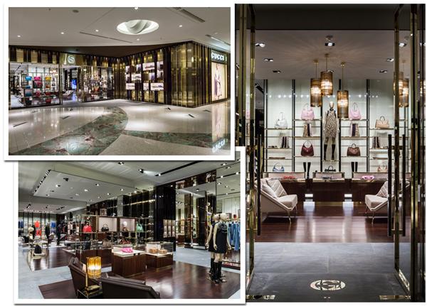 30c9457651dc3 Gucci abre loja no Recife
