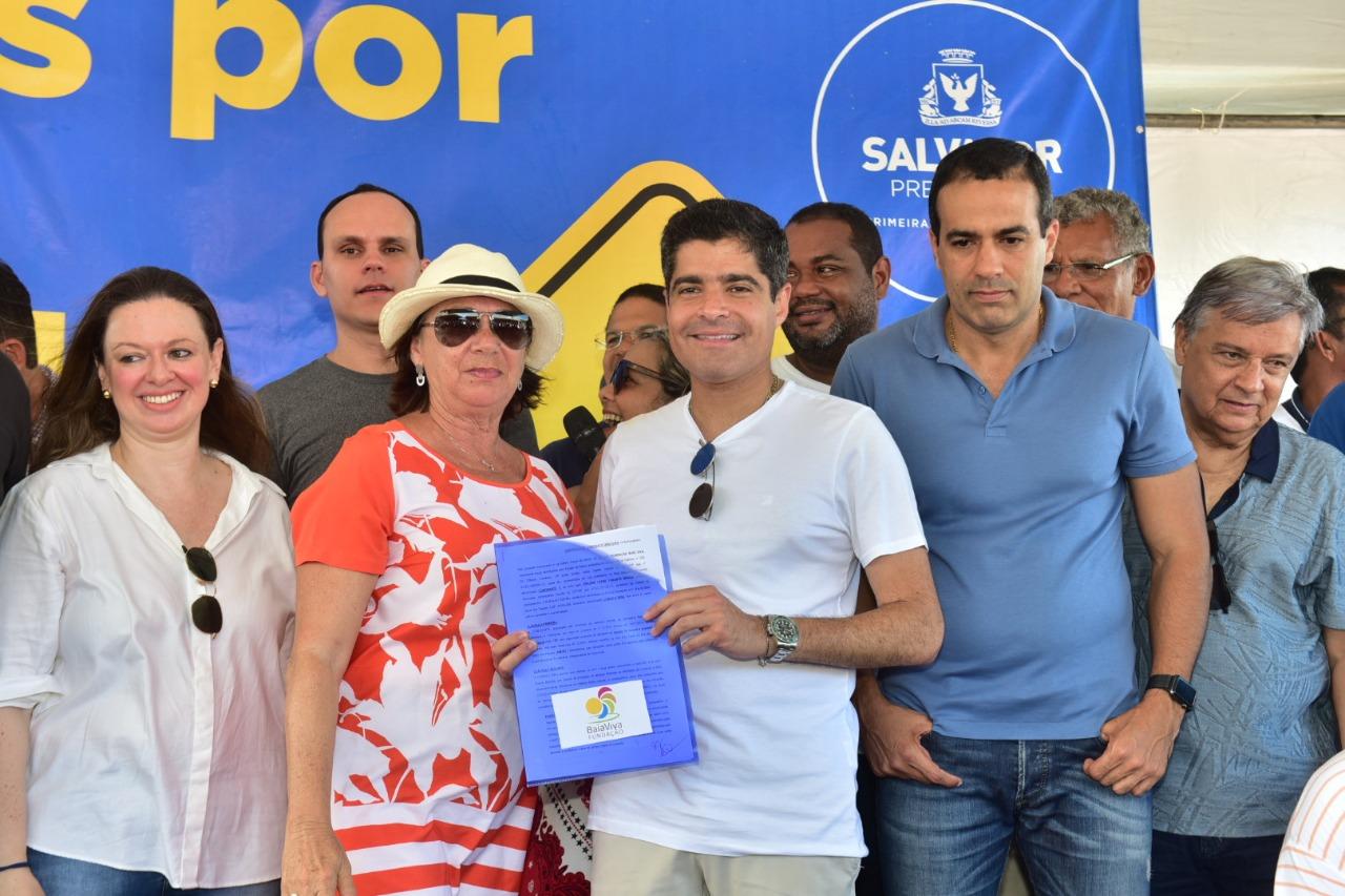 Ilha de Bom Jesus ganha nova área de lazer e centro gastronômico