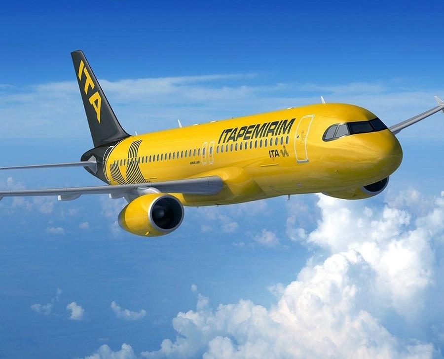 Salvador e Porto Seguro receberão voo inaugural da companhia ITA