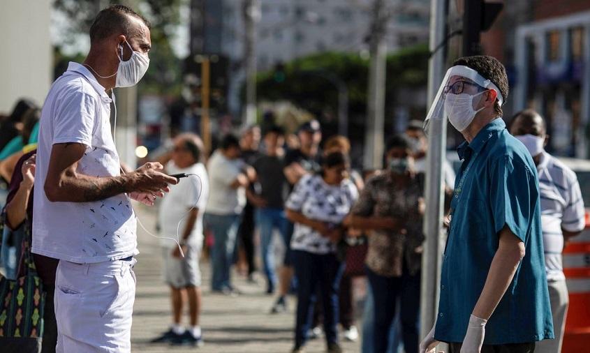 Nos últimos sete dias, 97% dos municípios baianos não registraram óbito por covid-19