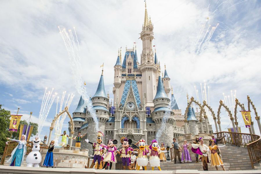 Estudo mostra Orlando como destino favorito dos brasileiros para as férias de julho