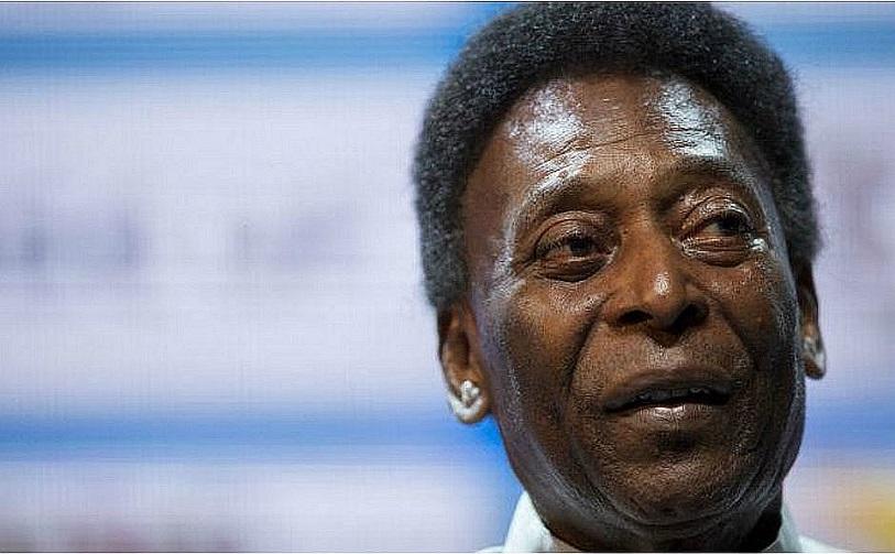 Após cirurgia para retirada de tumor, Pelé tem quadro clínico estável