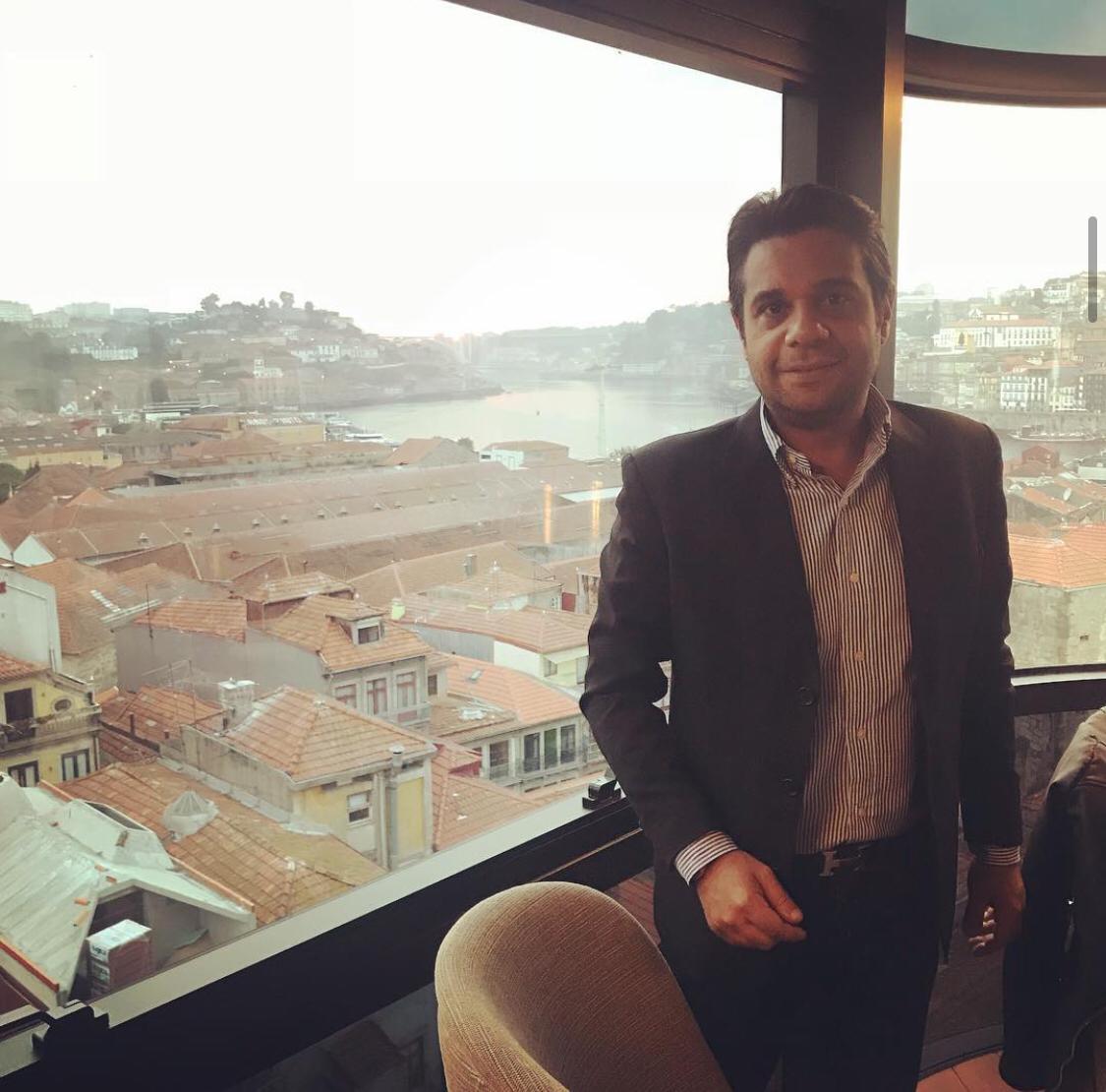 Vítima da Covid-19, Ramon Luedy morre em São Paulo