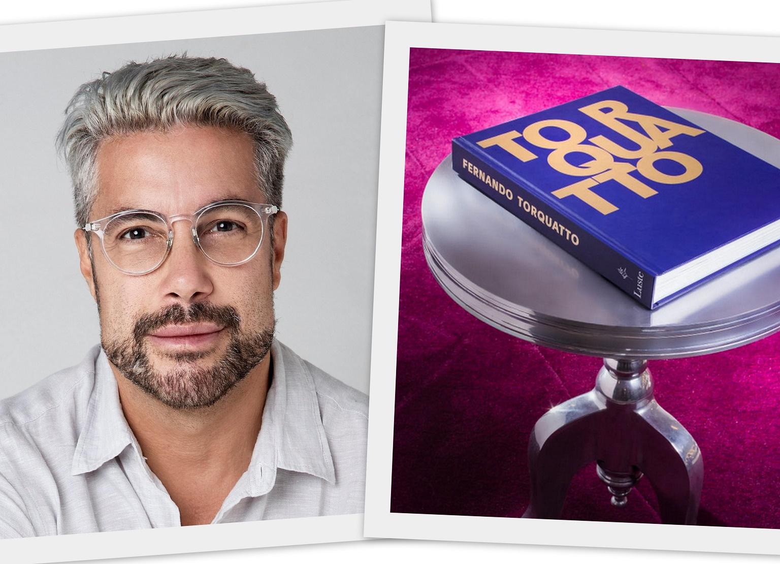 Fernando Torquatto vai lançar seu livro em Salvador, no Palácio da Aclamação