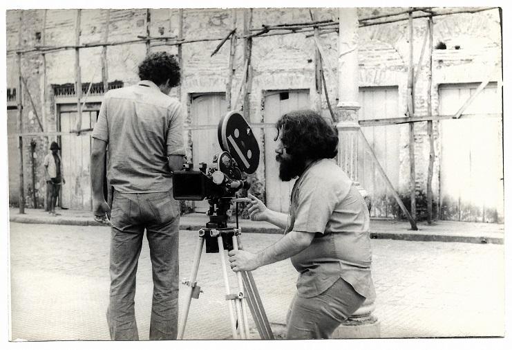 Projeto celebra o trabalho do cineasta baiano Tuna Espinheira